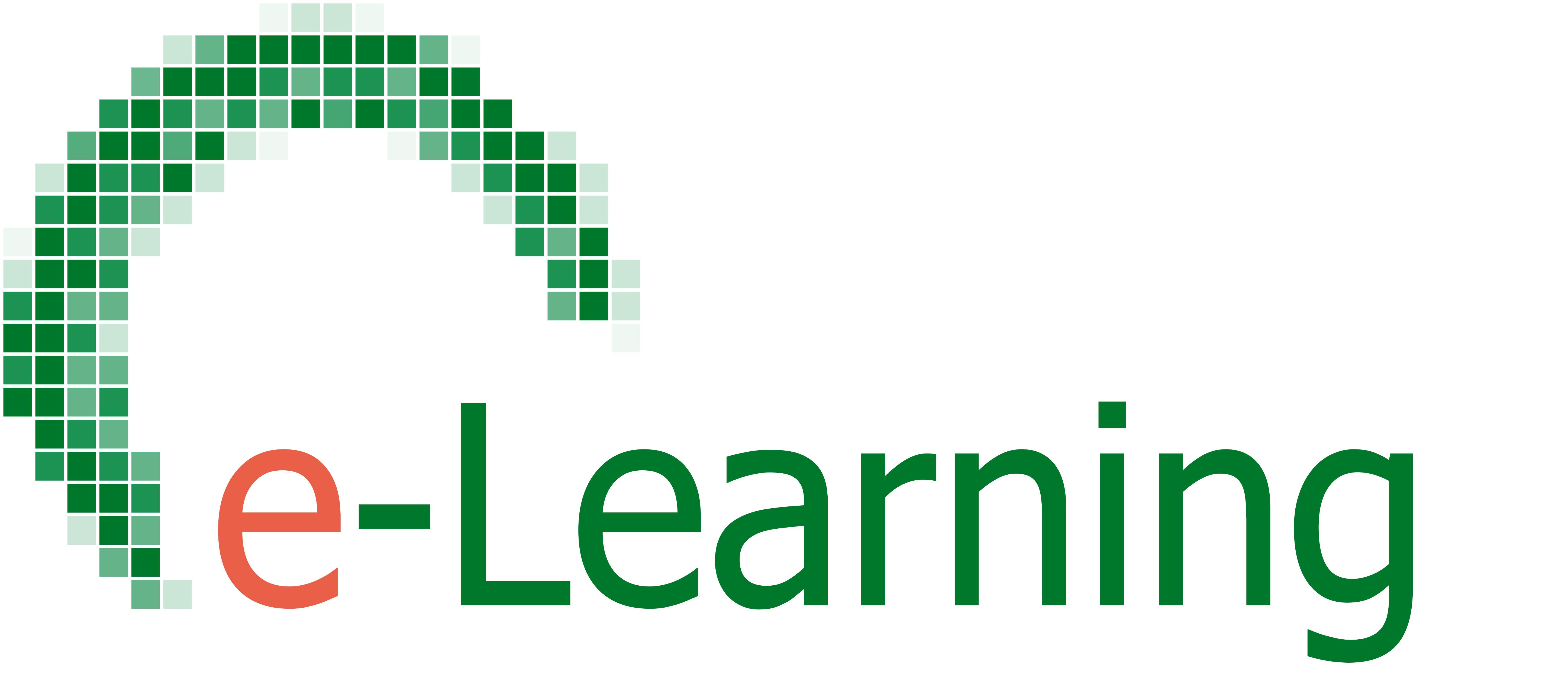 Logo E-Learning der Evangelischen Hochschule Ludwigsburg